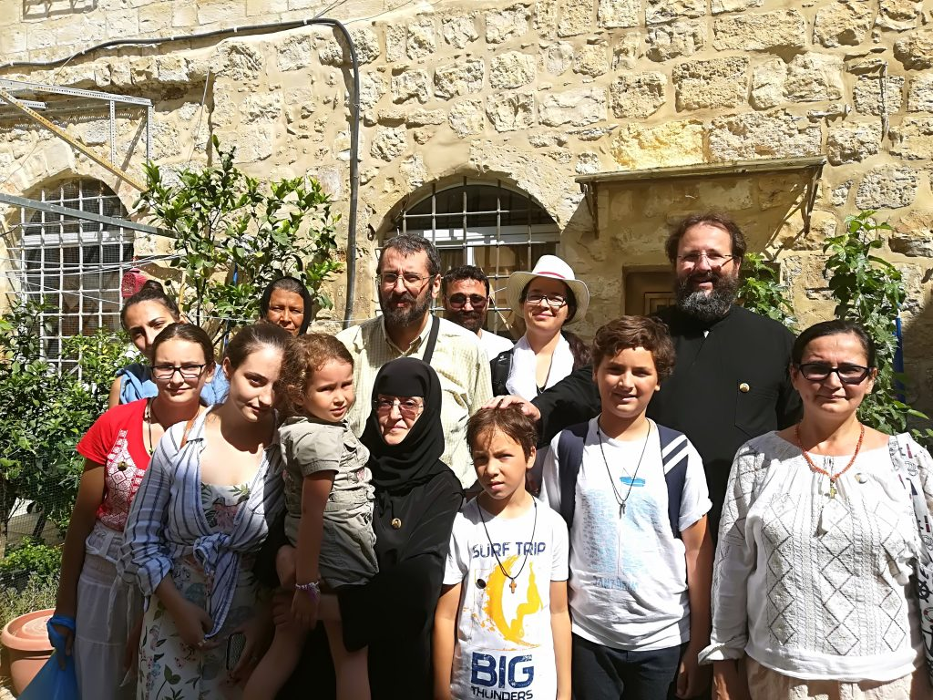 Mărturisirea antiecumenistă a monahiei Antuza și a unor viețuitori din Ierusalim