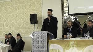 Părintele Ioan Ungureanu, predică la Duminica bogatului nemilostiv și a săracului Lazăr