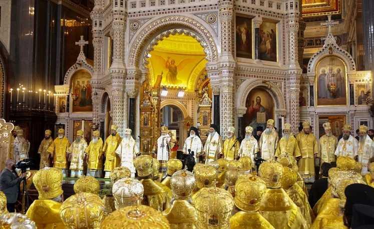 Ar putea organiza Patriarhia Rusă un sinod de condamnare a ecumenismului și a minciunosinodului din Creta?