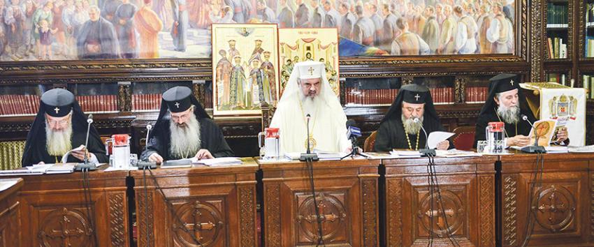 Scrisoarea adresată Sfântului Sinod al Bisericii Ortodoxe Române cu prilejul receptării de către acesta a deciziilor sinodului eretic din Creta