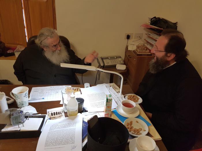 Mărturisirea de credință ortodoxă împotriva tuturor ereziilor a Preafericitului Părinte Damianos, Arhiepiscopul Sinaiului