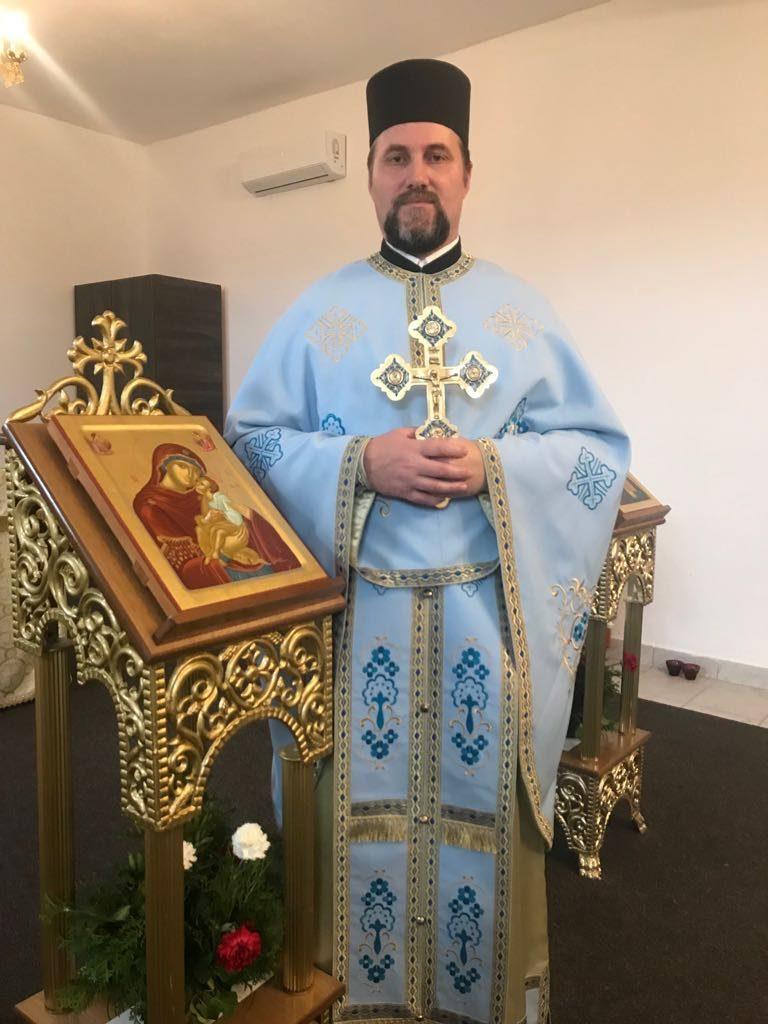 Predica Părintelui Cosmin Tripon la Duminica Înfricoșatei Judecăți