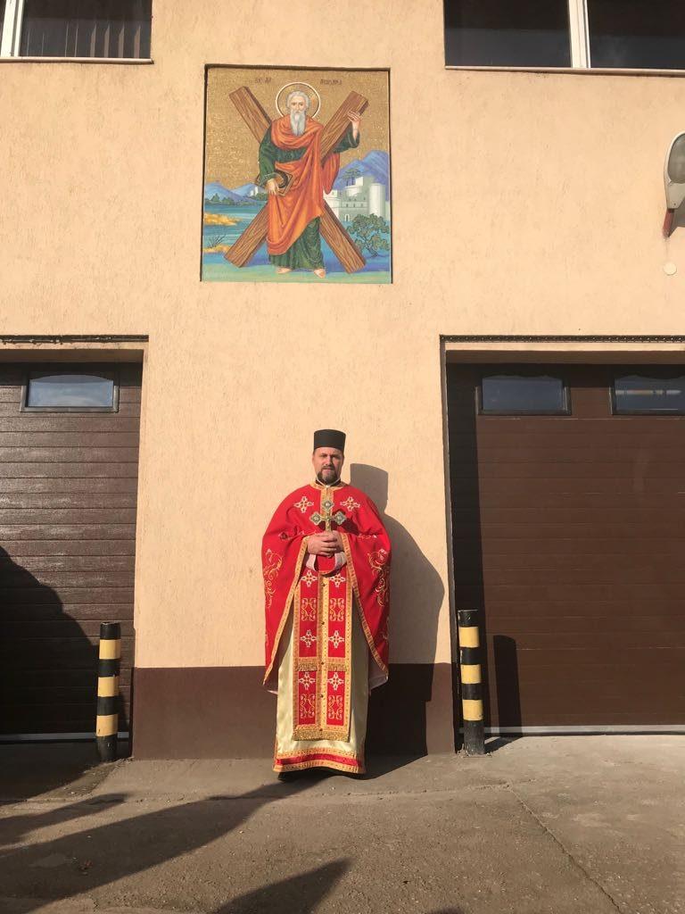 Predica Părintelui Cosmin Tripon la Sfinții Trei Ierarhi