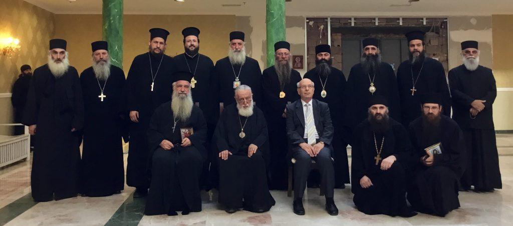 Decizia finală a Bisericii Georgiei cu privire la pseudo Sinodul din Creta