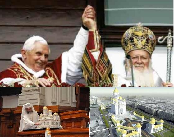 """Cugetarea eretică a patriarhului ecumenist Bartolomeu, chemat să sfințească """"catedrala națională"""" a românilor"""