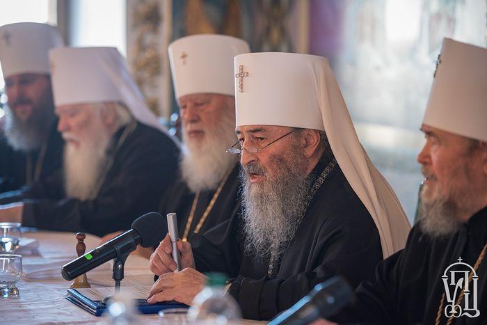 """Sinodul Episcopilor Bisericii Ortodoxe Ucrainene: """"Schisma nu se rezolvă prin legalizarea ei!"""""""