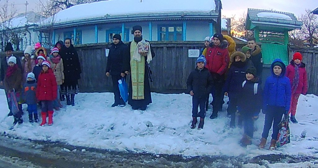 Predica Părintelui Ioan Ungureanu la Soborul Sfântului Ioan Botezătorul