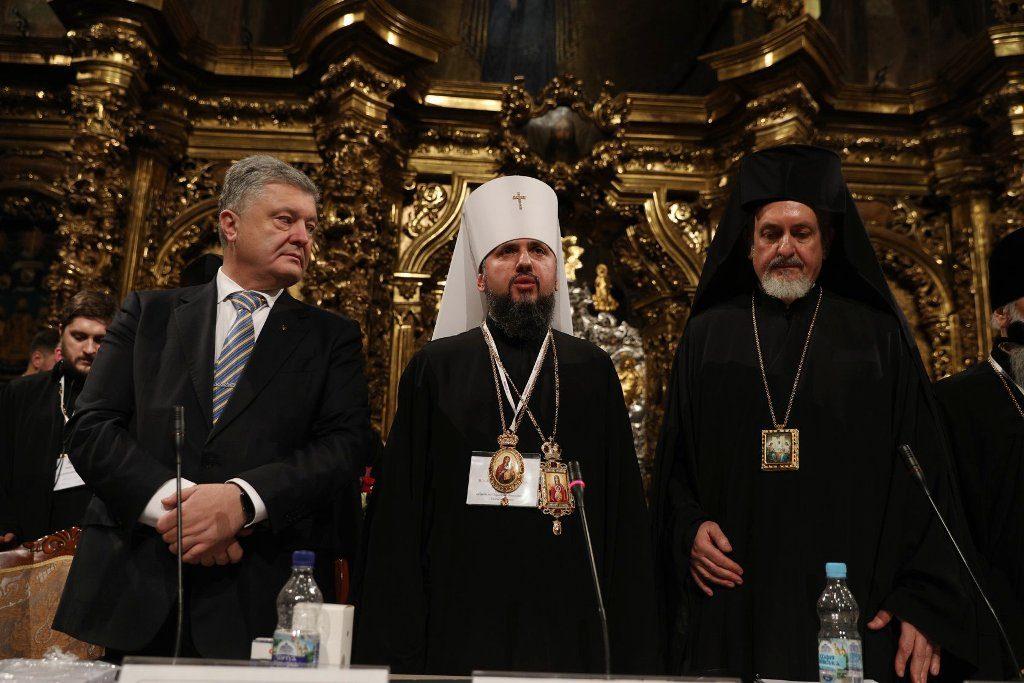 A fost ales noul Întâistătător al Schismaticilor din Ucraina, Epifanie