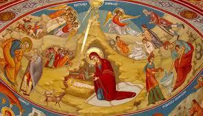 Hristos Se naște, slăviți-L!