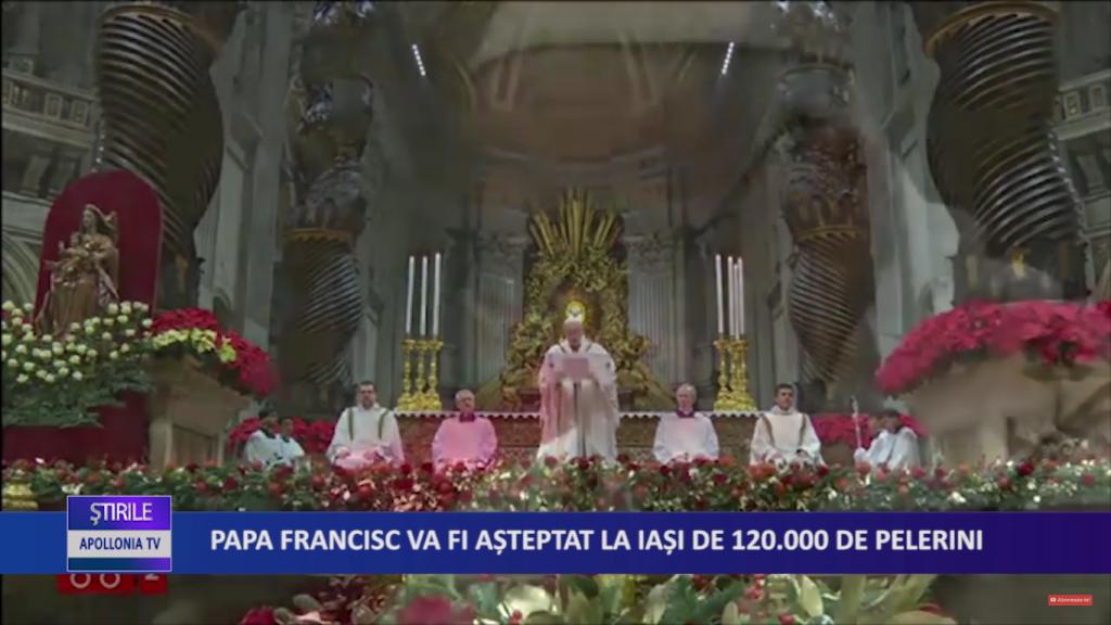 Iașul se pregătește să devină centru al papismului pentru o zi. Mai există mitropolie ortodoxă în Moldova?