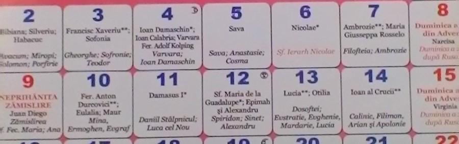 """Răspunzând scrisorii noastre deschise, MMB a cerut oprirea editării """"calendarelor catolico-ortodoxe"""""""