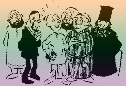 Sunt eterodocşii, adică toţi cei ce îşi zic creştini, dar nu sunt ortodocşi, membri ai Bisericii?