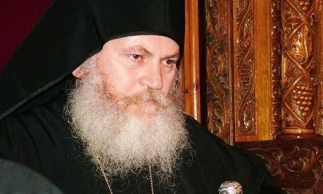 Egumenul Mănăstirii Vatoped a suferit un atac de cord la Kiev înainte de întronizarea schismaticului Epifanie