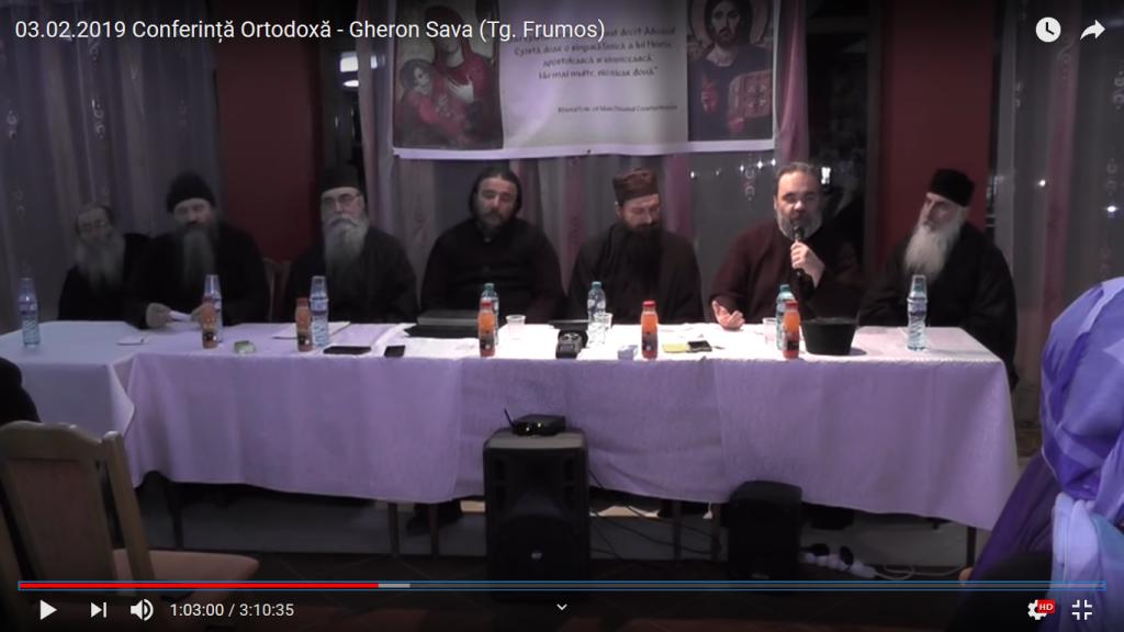 Călugărul filostilist Sava batjocorește lupta antiecumenistă a părintelui Ioan Ungureanu și a sătenilor din Orășeni