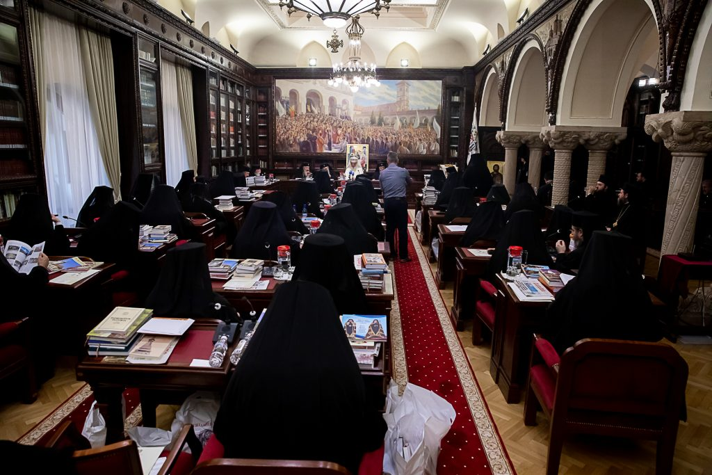"""Sinodul BOR: """"problema unității ecleziale în Ucraina nu este în prezent rezolvată deplin"""""""