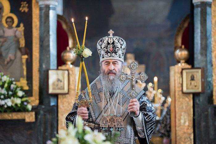 Mitropolitul Onufrie cheamă credincioșii la Rugăciunea lui Iisus pentru pace în Ucraina