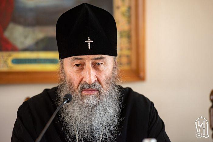 """Mitropolitul Onufrie: """"Tomosul primit de biserica schismatică ucraineană este unul al robiei, nu al libertății""""."""
