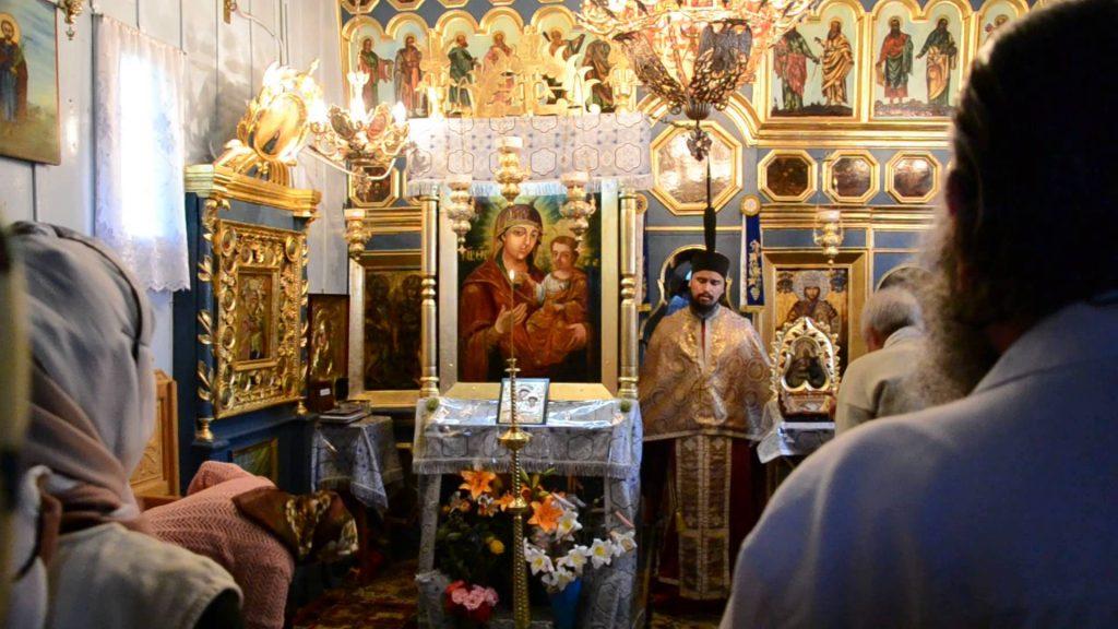 Duminica Ortodoxiei în Schitul Orășeni: Sinodiconul și cuvântul de învățătură