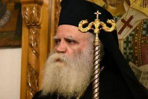 Mitropolitul grec Serafim de Kythira, avertizează asupra pericolului situației din Ucraina pentru întreaga Biserică