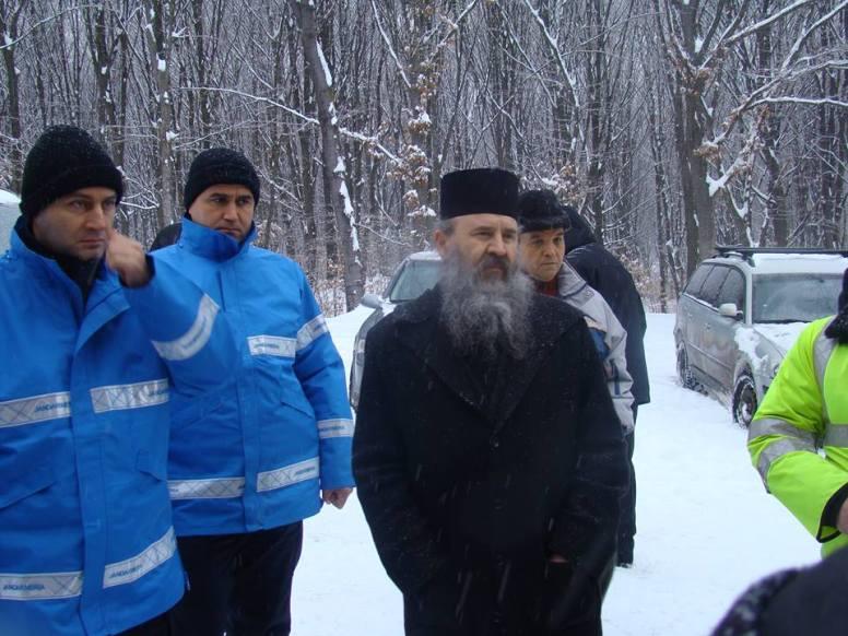 """Mănăstirea Petru Vodă crede că schisma ucraineană este… """"dreptatea care i se face părintelui Iustin""""!?!"""