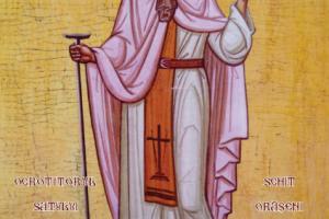 Parohia Schit Orășeni ne invită la Hramul Sfinților Sila, Paisie și Natan pe 16 mai