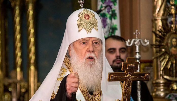 Filaret respinge sinodul de unificare și tomosul de autocefalie al BOU