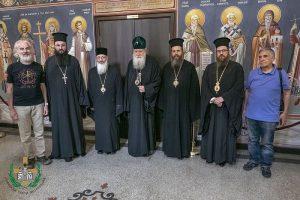 Întâlnire inter-ortodoxă în problema ecleziastică ucraineană între Patriarhul Bulgariei și Ierarh din Cipru