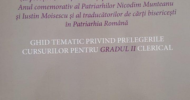 Ghid de reeducare a preoților și credincioșilor ortodocși cu privire la ecumenism și minciunosinodul dinCreta