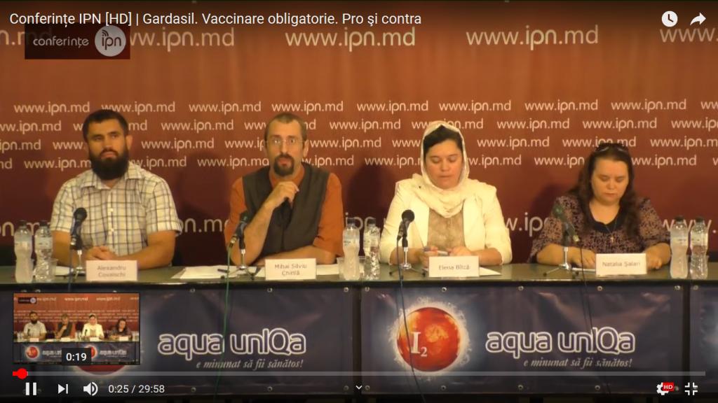 Părinții din Republica Moldova luptă contra vaccinării obligatorii cu Gardasil