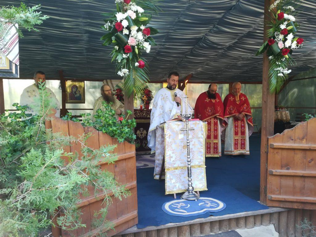 Părintele Cosmin Tripon: Predică la Tăierea capului Sfântului Ioan Botezătorul