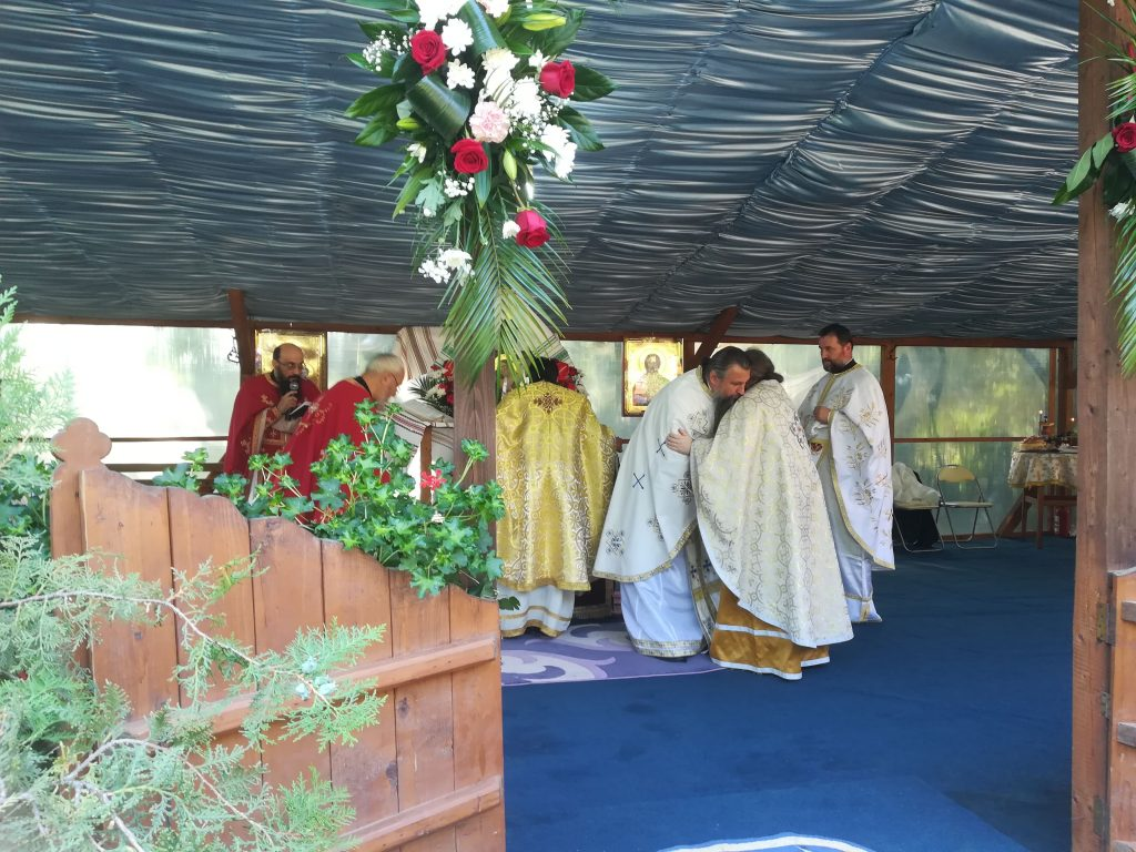 Părintele Claudiu Buză: Predica la Duminica înmulțirii pâinilor
