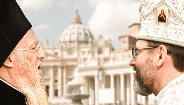 De ce s-au întâlnit, la Vatican, Șevchuk și Patriarhul Bartolomeu?
