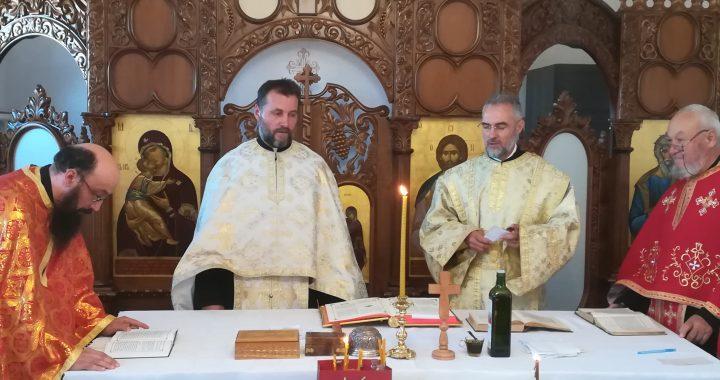 Împreună-slujire a unor părinți mărturisitori antiecumeniști la Beiuș, într-o episcopie rămasă fără păstor