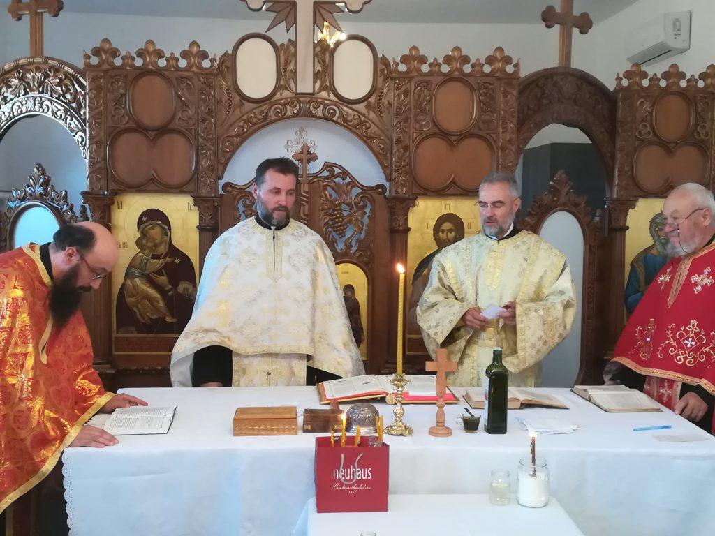Părintele Cosmin Tripon: Predică la învierea fiului văduvei din Nain