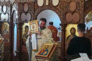 Predica Părintelui Cosmin Tripon la Duminica vindecării celor 10 leproși
