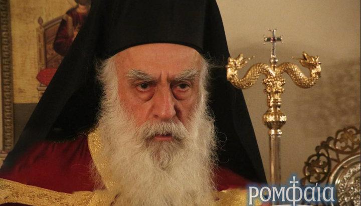 Mitropolitul Simeon către Sinodul Bisericii Greciei : recunoașterea BOU va duce la divizarea ortodoxă