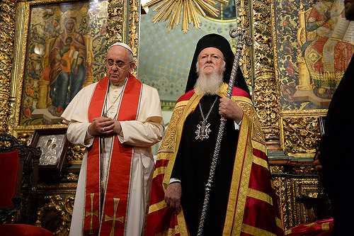 Vaticanul și Fanarul pregătesc un Sinod Ecumenic