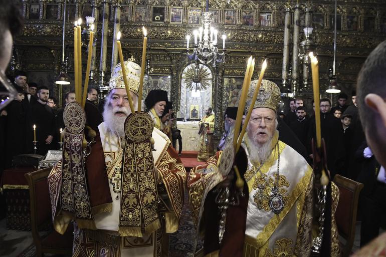 """FANARUL CĂTRE DELEGAȚIA PAPEI – Prezența voastră este un simbol al eforturilor pentru unitatea deplină între """"cele două biserici surori"""""""