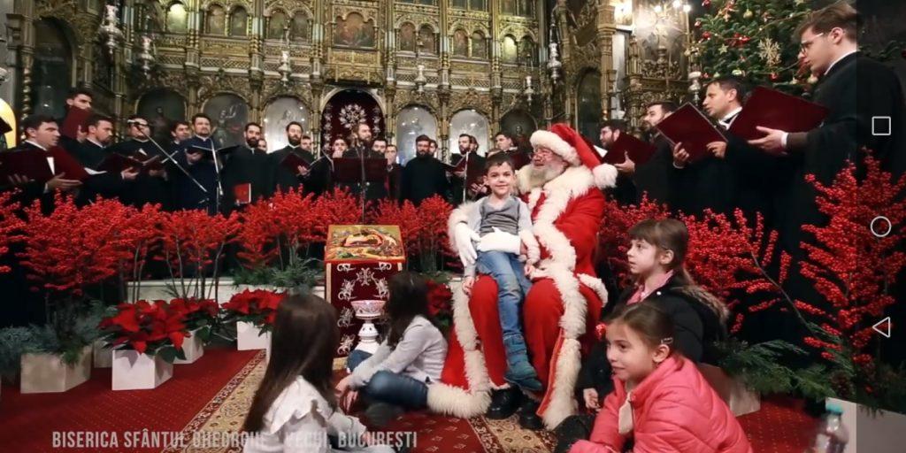 În Țara lui Moș Crăciun