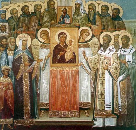 """Slujba """"Sinodiconului Ortodoxiei"""" – 8 martie, 2020"""