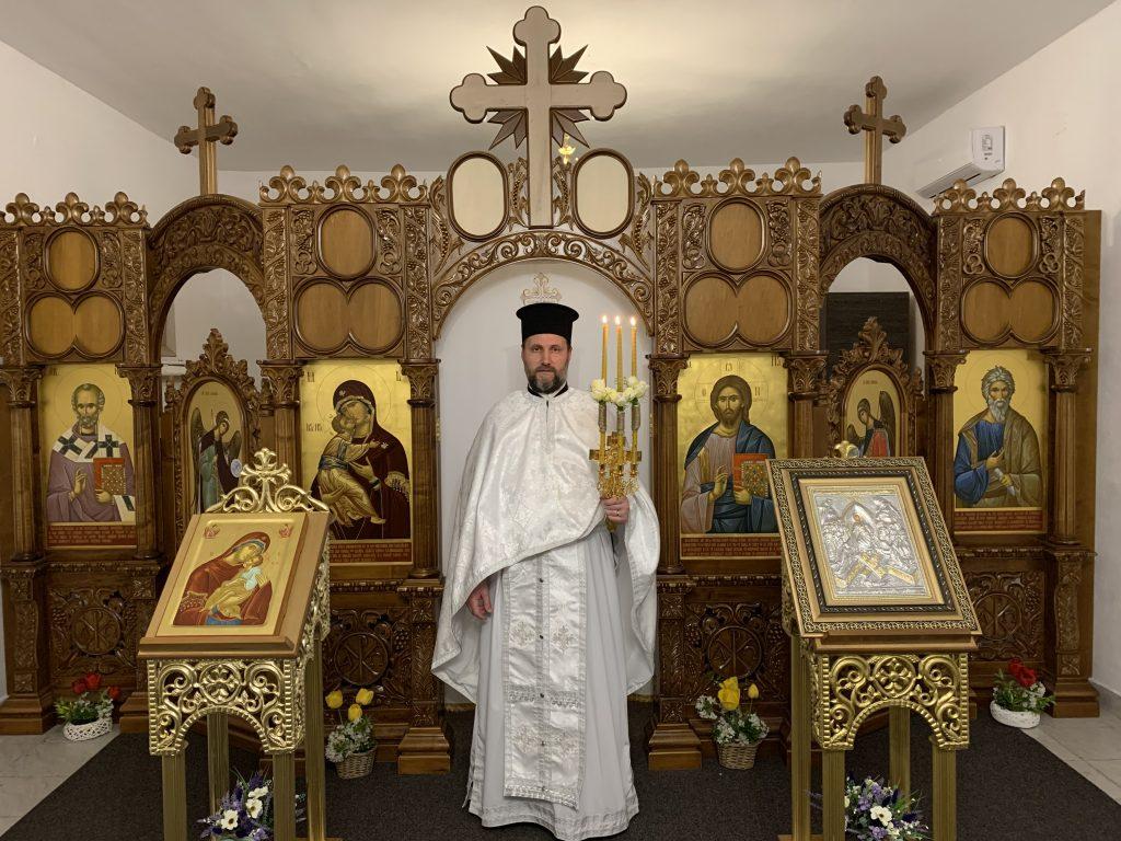 Părintele Cosmin Tripon, predică la Duminica a III-a după Rusalii