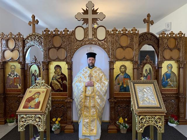 Predica Părintelui Cosmin Tripon la Înălțarea Domnului
