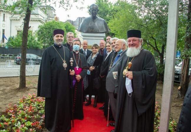 Episcop-vicar Varlaam Ploieșteanu: ecumenism, filopapism și serghianism într-o singură imagine